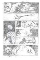 The Glimmer Society - Issue01 - Page 02 pencils by plaidklaus