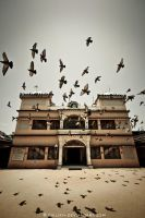 Jain Temple by Evilien