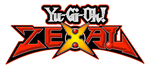 YGO ZEXAL - English logo, fm by LDEJRuff