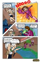 League Webcomicz4: Taric, the animal lover by Pistachii