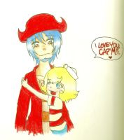::K'nucklesxFlapjack - Love:: by VladsGirl
