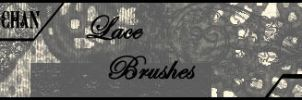 Lace brushes by Em-E-chan