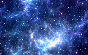 Blue Space Background [Looks the same as the rest] by darkdissolution
