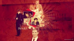 Benedict Cumberbatch wallpaper 1 by HappinessIsMusic