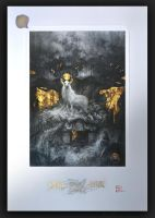 Forgotten Gods - Fine Art Prints by Yoann-Lossel