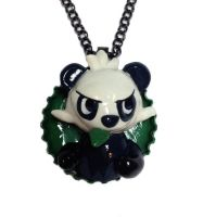 Pancham Pop-Out Necklace by LeiliaK