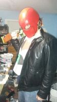 red hood test fit 1 by zanruos