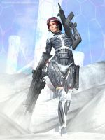 Crysis Girl 2 by covenan