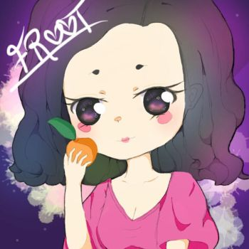 FROOT - Marina and the Diamonds by MilkyUsagi