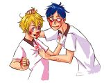 Iwatobi Fight Club by IF-LovE-WaS-BluE