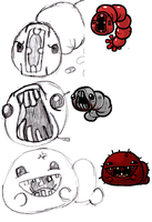 Fail Binding of Isaac is fail!!! by DragonLeader32