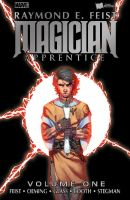 Magician: Apprentice Hardcover by DabelBrothers