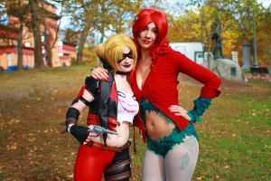 Rhode Island Comic Con 2013 - DC Vs Marvel(PS) 64 by VideoGameStupid