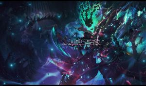 League of Legends - Thresh by Snopex