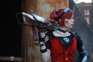 Gaige: Start the Anarchy by ContagiousCostuming