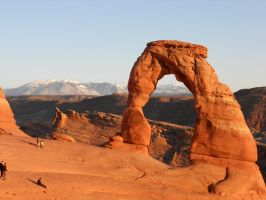 Delicate Arch I by Subclipse