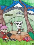 Concert in the Woods by Millie-the-Cat7