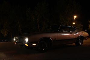 442 At Night by KyleAndTheClassics