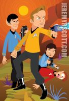 The Original Star Trek by jeremyrscott