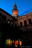 Minaret's Light by ashamandour