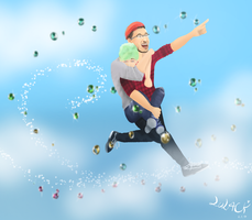 Jump And Fly by LuLACk