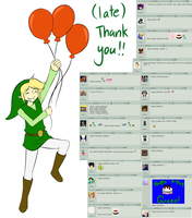 (Late) Thank you!! by Ask-GreenLink