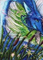 ACEO: ElorenLeianor by Phoeline