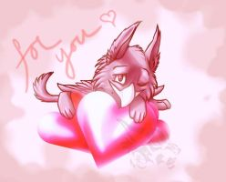 My Hearts are for You by Kanina-Firefox