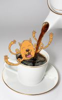 coffee is not for cats by neilakoga
