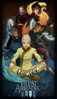 The Last Airbender by endlessdreamer382