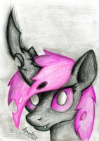 Changeling Sona by Arxuicy
