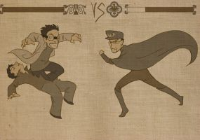 Kickassia - Critic vs Insano by poly-m