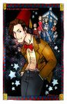 Eleventh Doctor by lervold