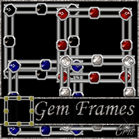 Cris Gem Frames by only1crisana