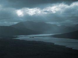 Scotland by LLuneh