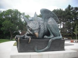 Guelph Gryphon by Totaler