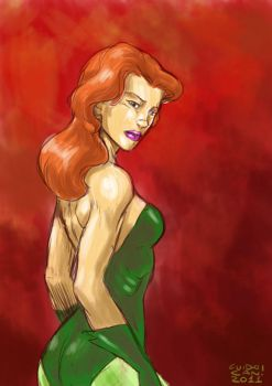 90s Poison Ivy by Guidotoon