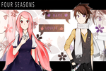 Autumn: Pairing by sadisticHatter