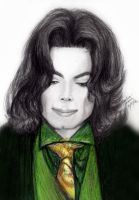 Michael at the Middle by CezLeo