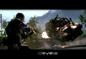 Crysis Wallpaper 1 by MmaTizZ