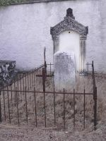 Dislocated tombstone by MaxOKryn