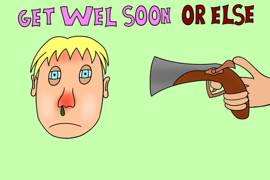 get wel soon by martyrex