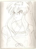 Inuyasha 001 by Syncratio400