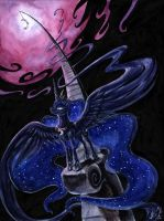 Rise the Moon by Sysirauta