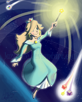 Space Princess Powahhh by Lazulelle