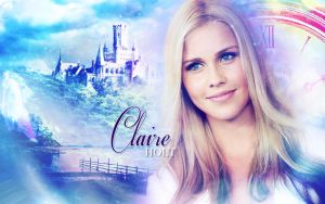 Claire Holt by JacobBlacksPrincess