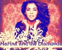 Marina and the Diamonds by ALoveHateRomance