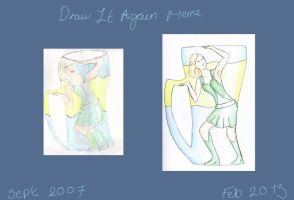 Draw it again. by TheGirlWhoLivesHere