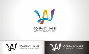 LN Logo Design by HalitYesil