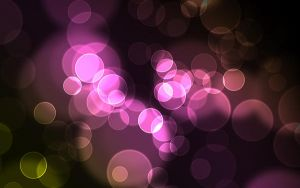 Bokeh Abstract Wallpaper by Svenskesnubben